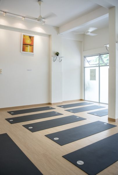 Kate Porter Yoga - affordable yoga studio rental