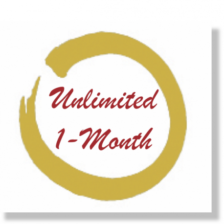 Unlimited 1-Month Package of Classes