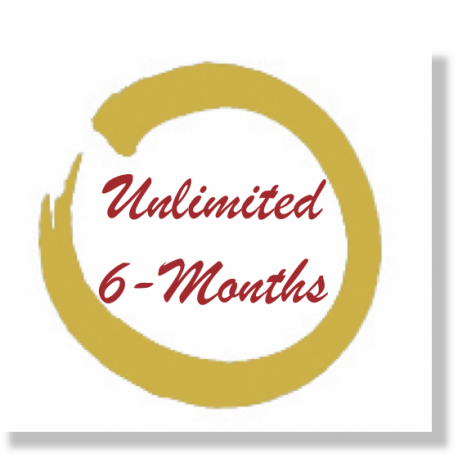Unlimited 6-Months Package of Classes